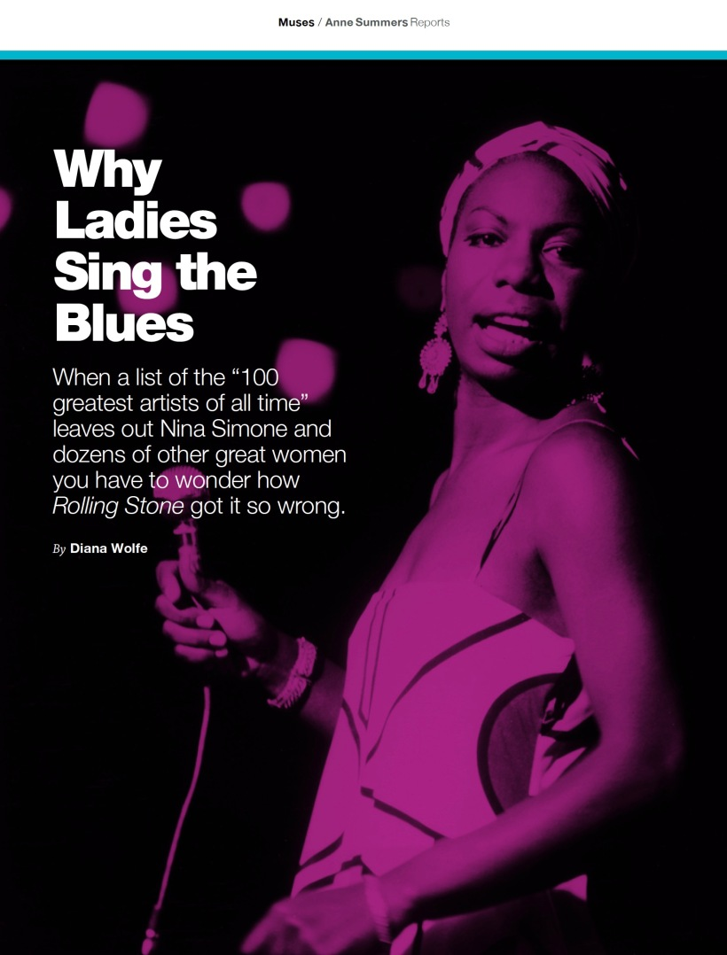 Why Ladies Sing The Blues cover image