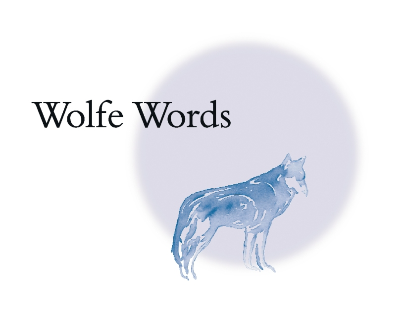 Wolfe Words writing, publicity and media strategy