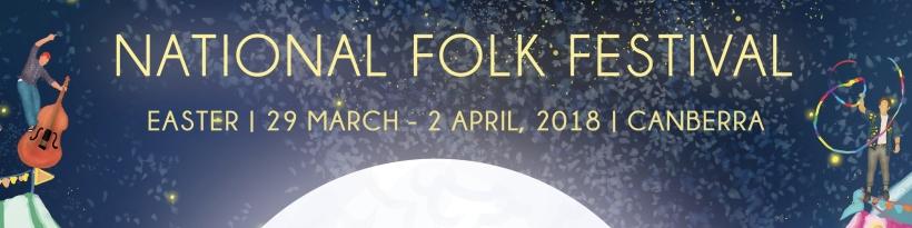 National Folk Festival Easter 2018